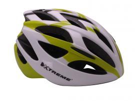 X-Air hjelm Lime/Hvid