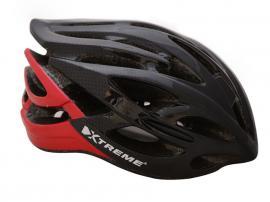 X-Pro-2 hjelm Sort/Rød