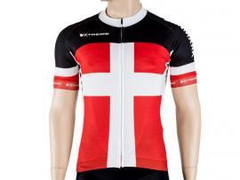 X-Denmark kortærmet cykeltrøje