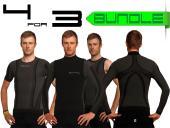 Undertrøje bundle SPAR 25 % med én trøje til hver årstid